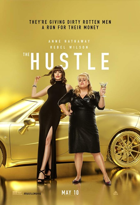 The Hustle 2019 HDCAM x264 AC3 ETRG