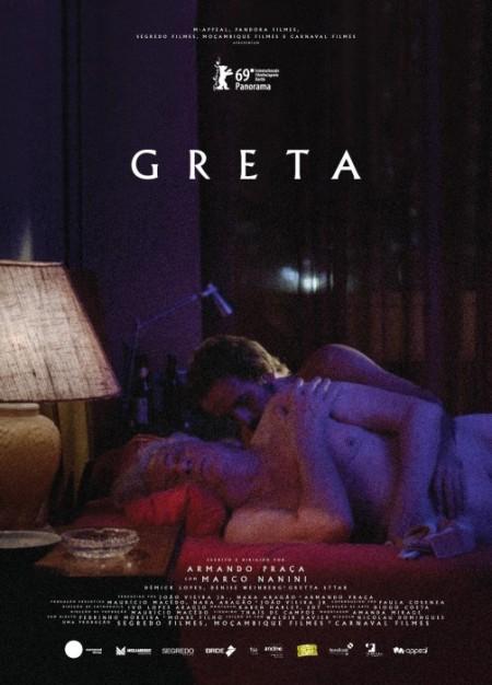 Greta (2019) 720p WEBRip 800MB x264-GalaxyRG