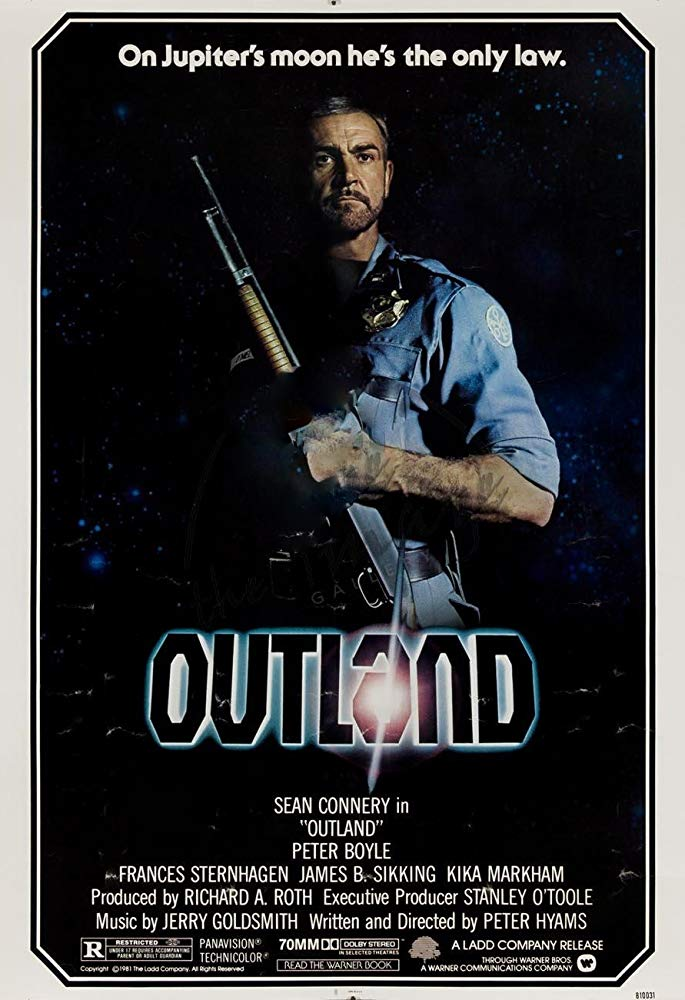 Outland 1981 [BluRay] [720p] YIFY