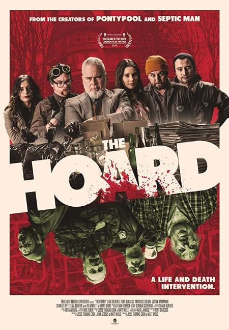 The Hoard (2018) 1080p WEB  DL H264 AC3  EVO