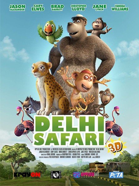 Delhi Safari (2012) 1080p BluRay H264 AAC-RARBG