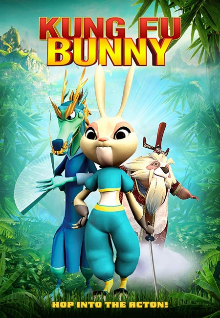 Kung Fu Bunny (2019) 720p WEB x264-ASSOCiATErarbg