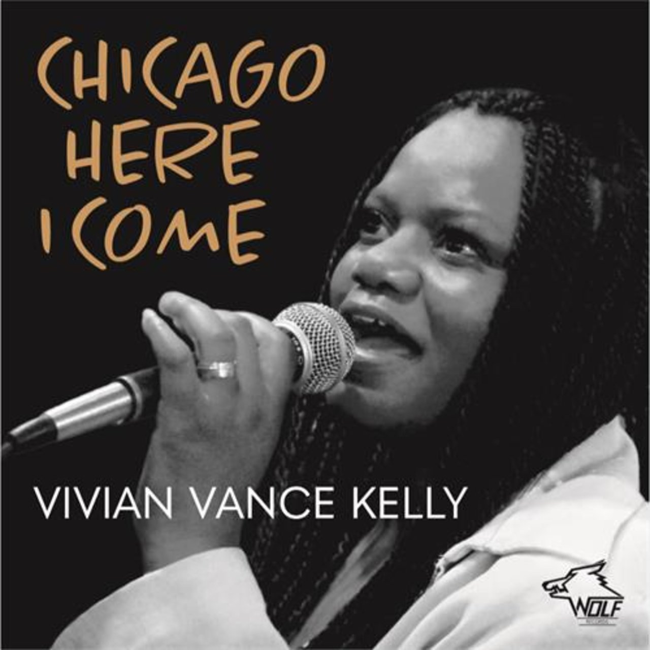 Vivian Vance Kelly - Chicago Here I Come (2019) Flac