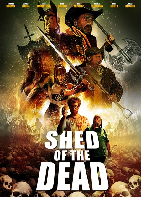 Shed Of The Dead 2019 UNCUT 720p BluRay x264-GETiT