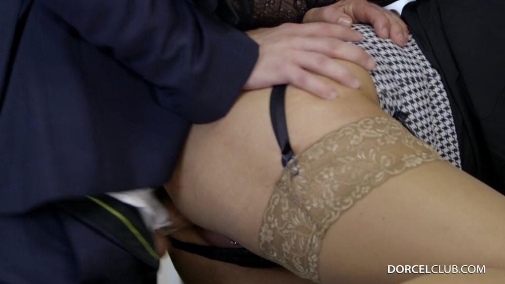 DorcelClub 19 05 24 Ania Kinski Such A Demanding Boss XXX 1080p MP4-KTR