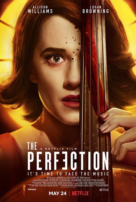 The Perfection (2018) HDRip AC3 X264-CMRG