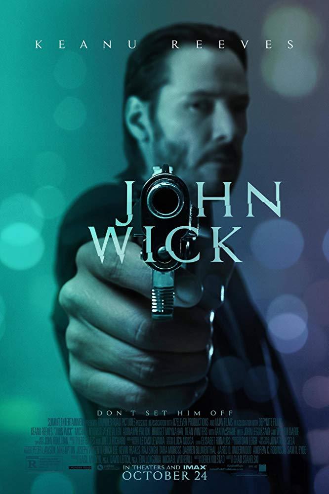 John Wick 2014 Blu-Ray 1080p HDR HEVC DD 5 1-DDR