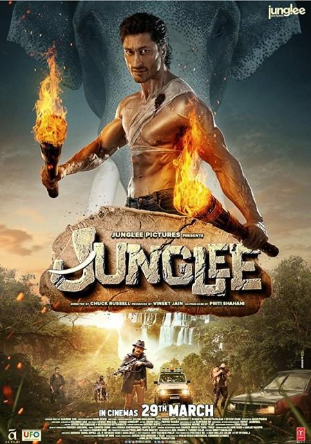 Junglee 2019 HINDI 720p HDRip 900MB x264 AAC-BOLLYROCKERS