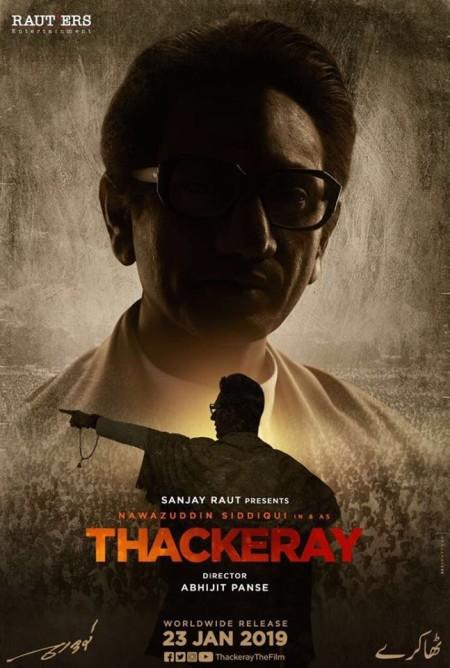 Thackeray (2019) Hindi 720p BluRay x264 AAC 5.1 ESubs -UnknownStAr Telly