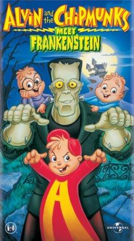 Alvin and the Chipmunks Meet Frankenstein 1999 [BluRay] [720p] YIFY