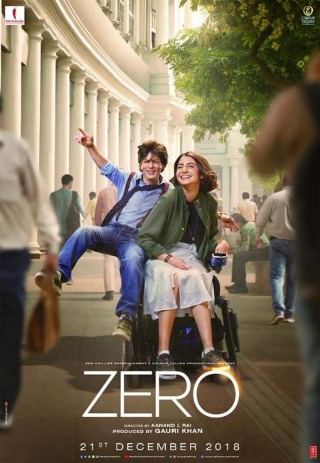 Zero 2018 1080p BluRay Hindi x264 AAC ESubs - LHDm