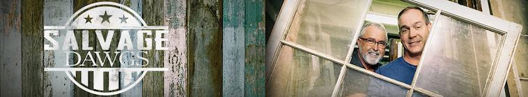 Salvage Dawgs S01E13 Stick Style House WEB x264-GIMINI