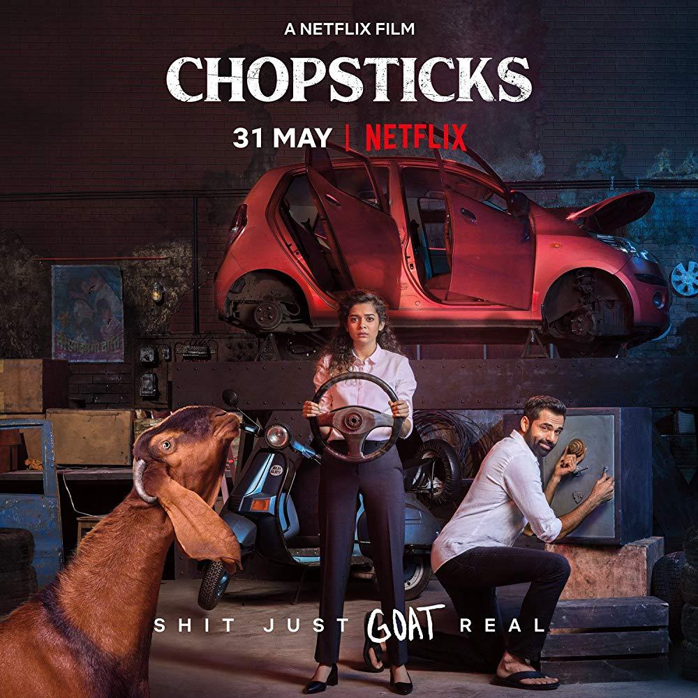 Chopsticks 2019 Hindi 1080p NF WEBRip x264 DD 5 1 - LOKiHD - Telly