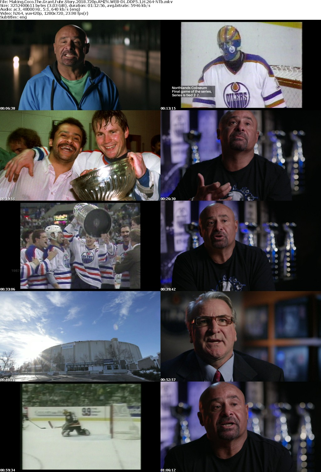Making Coco The Grant Fuhr Story 2018 720p AMZN WEB-DL DDP5 1 H 264-NTb