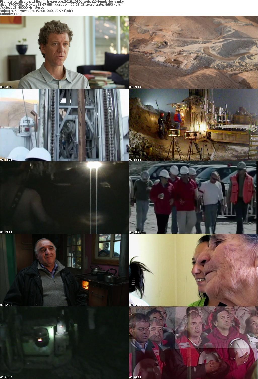 Buried Alive The Chilean Mine Rescue 2010 1080p WEB H264-UNDERBELLY