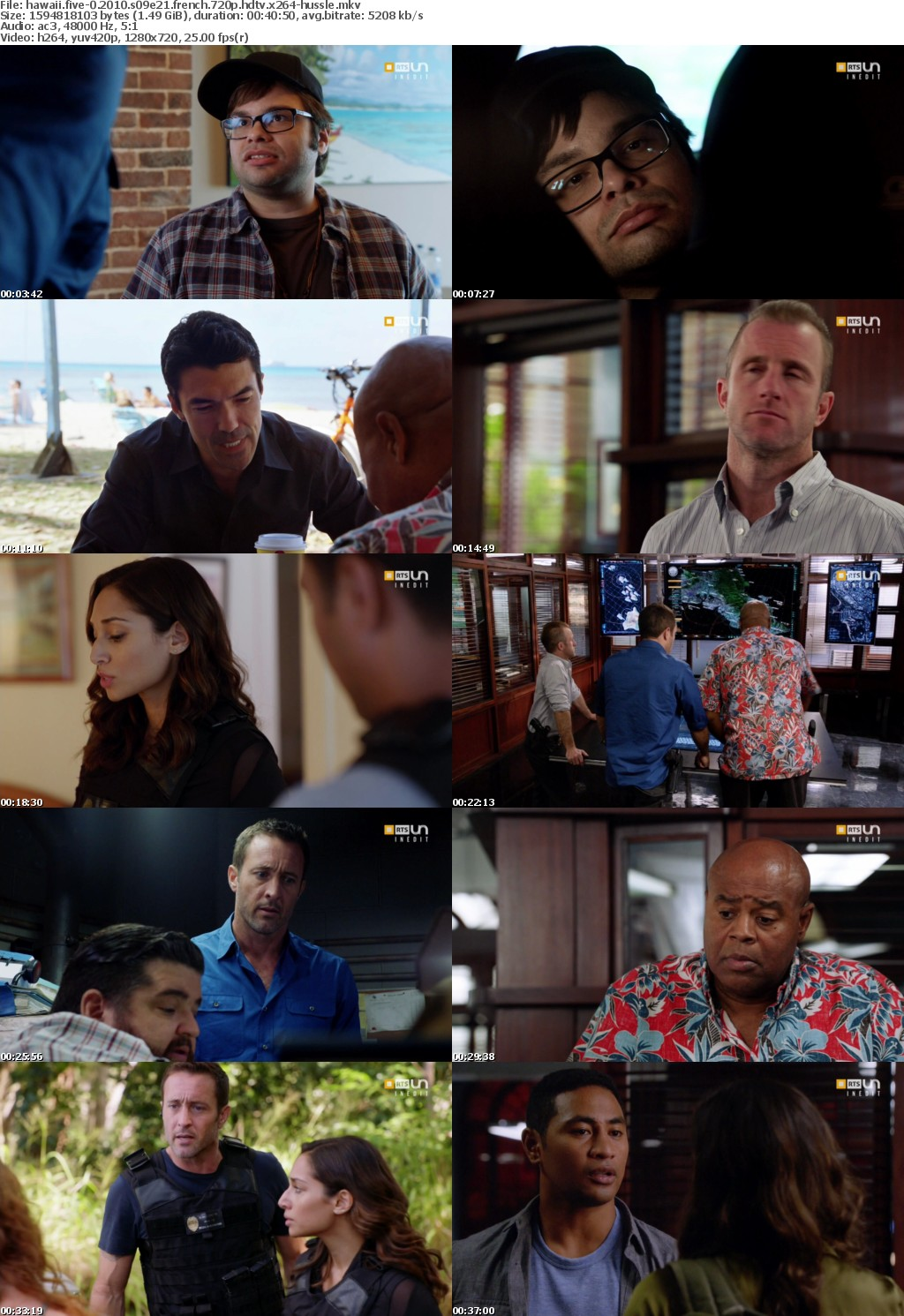 Hawaii Five-0 2010 S09E21 FRENCH 720p HDTV x264-HuSSLe