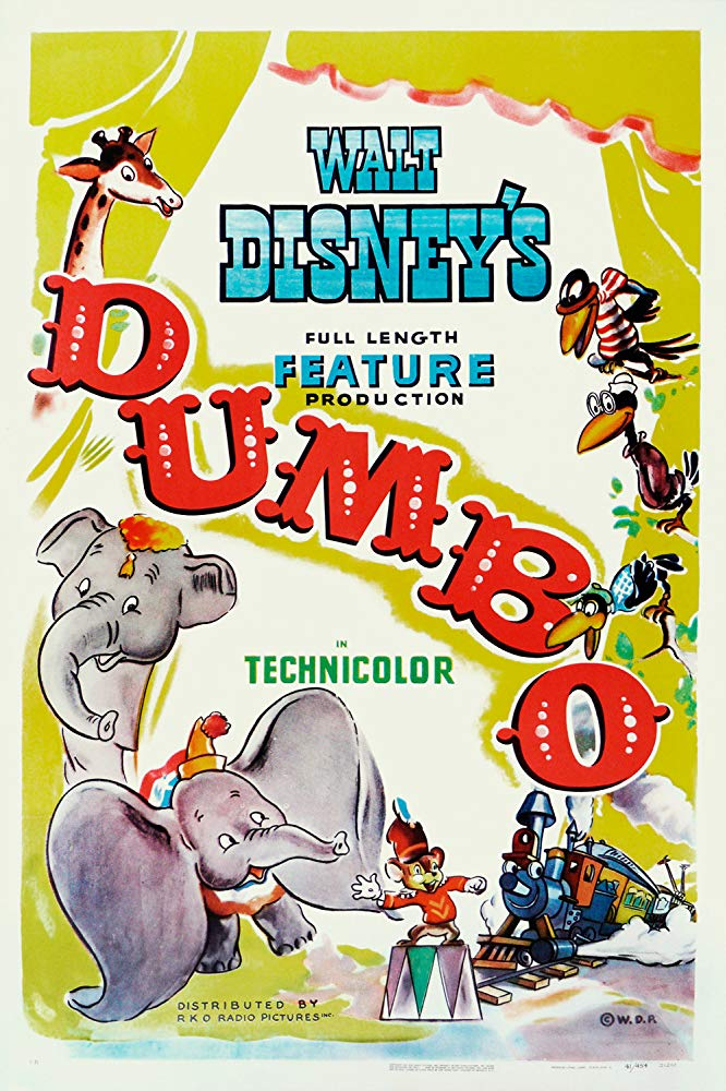 Dumbo 1941 1080p BluRay H264 AAC-RARBG