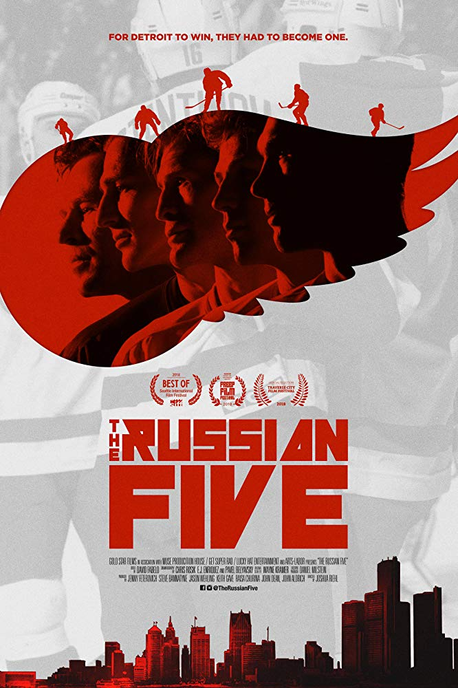 The Russian Five 2018 WEBRip x264-ION10
