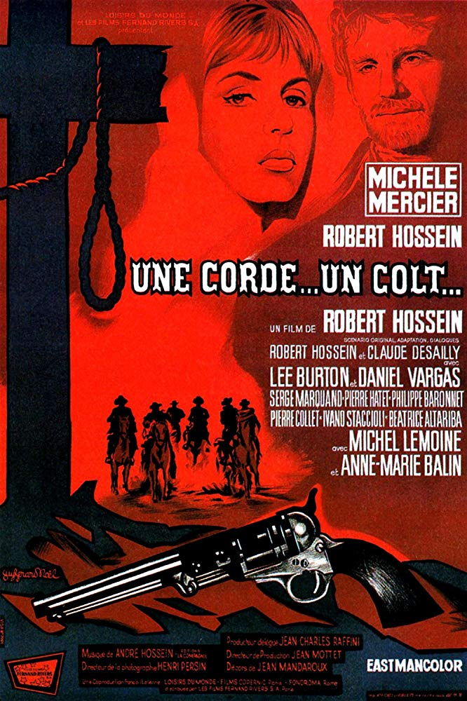 Cemetery Without Crosses 1969 720p BluRay x264-x0r