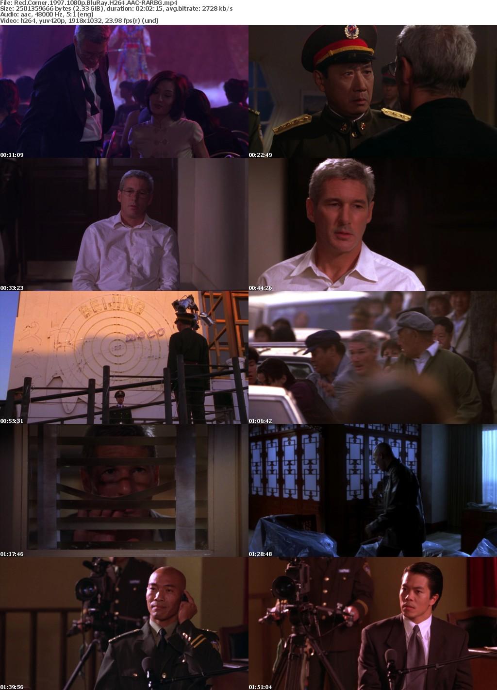 Red Corner (1997) 1080p BluRay H264 AAC-RARBG