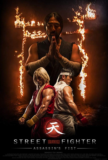 Street Fighter Assassins Fist 2014 1080p BluRay H264 AAC-RARBG