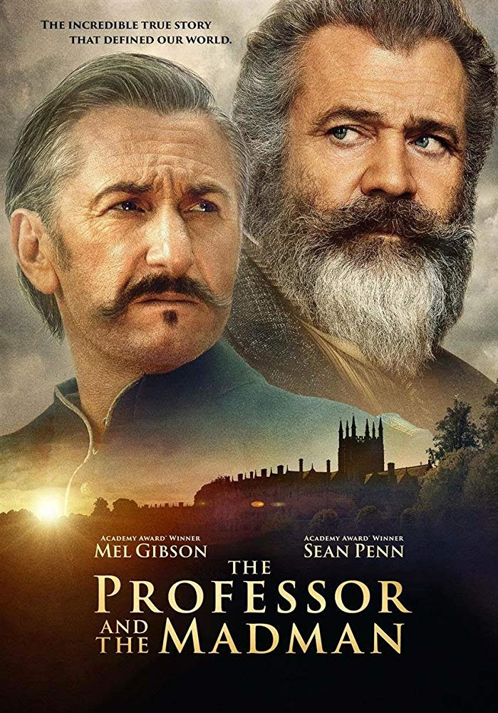 The Professor and the Madman 2019 576p BDRip AC3 x264-CMRG