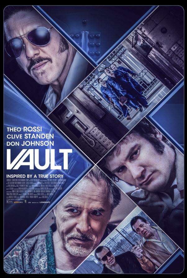 Vault 2019 [WEBRip] [1080p] YIFY