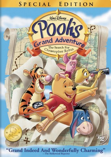 Poohs Grand Adventure The Search For Christopher Robin 1997 720p BluRay x264-HDEXrarbg