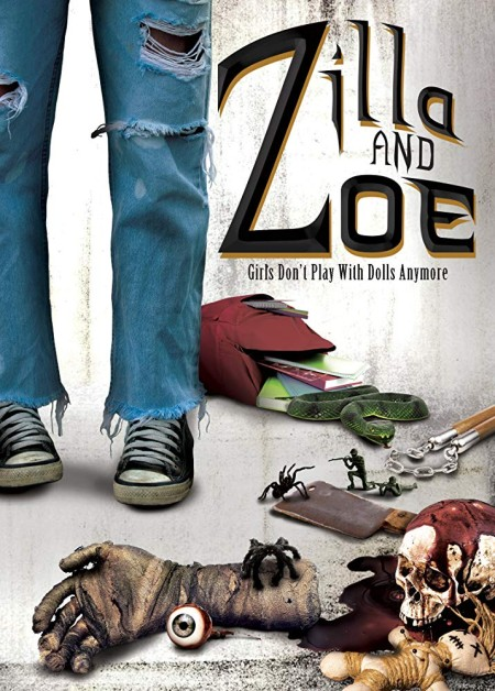 Zilla And Zoe (2017) WEB-DL XviD AC3-FGT