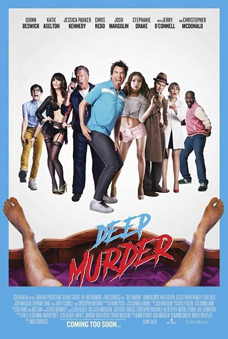Deep Murder 2018 720p WEBRip 800MB x264-GalaxyRG