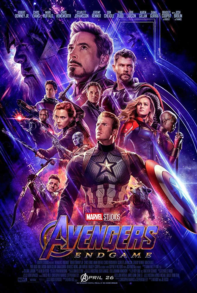 Avengers Endgame (2019) 1080p FHDRip H264 AAC-RTM