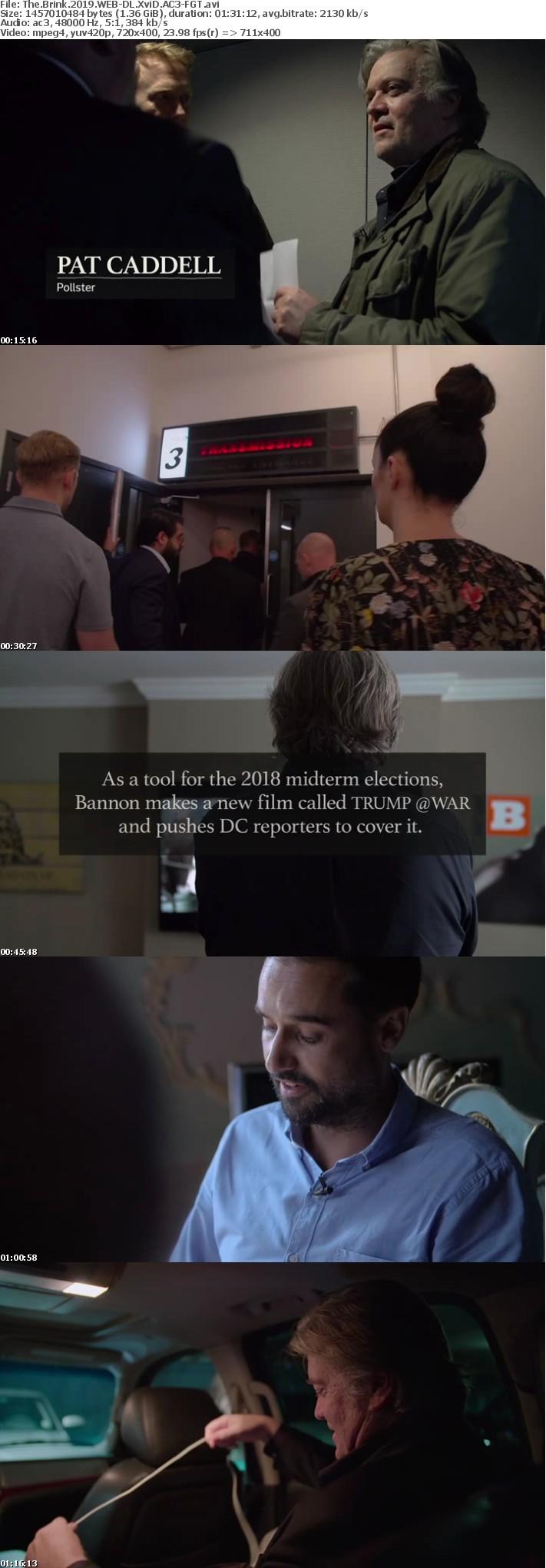 The Brink 2019 WEB-DL XviD AC3-FGT