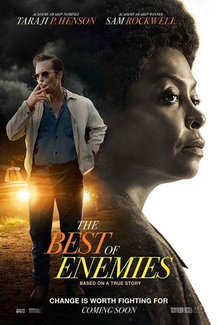 The Best of Enemies (2019) 1080p WEBRip 1400MB DD5.1 x264  GalaxyRG