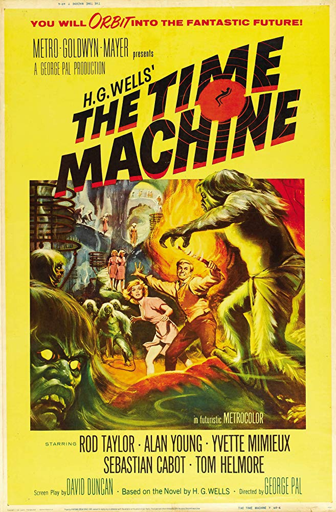 The Time Machine 1960 720p BluRay H264 AAC-RARBG