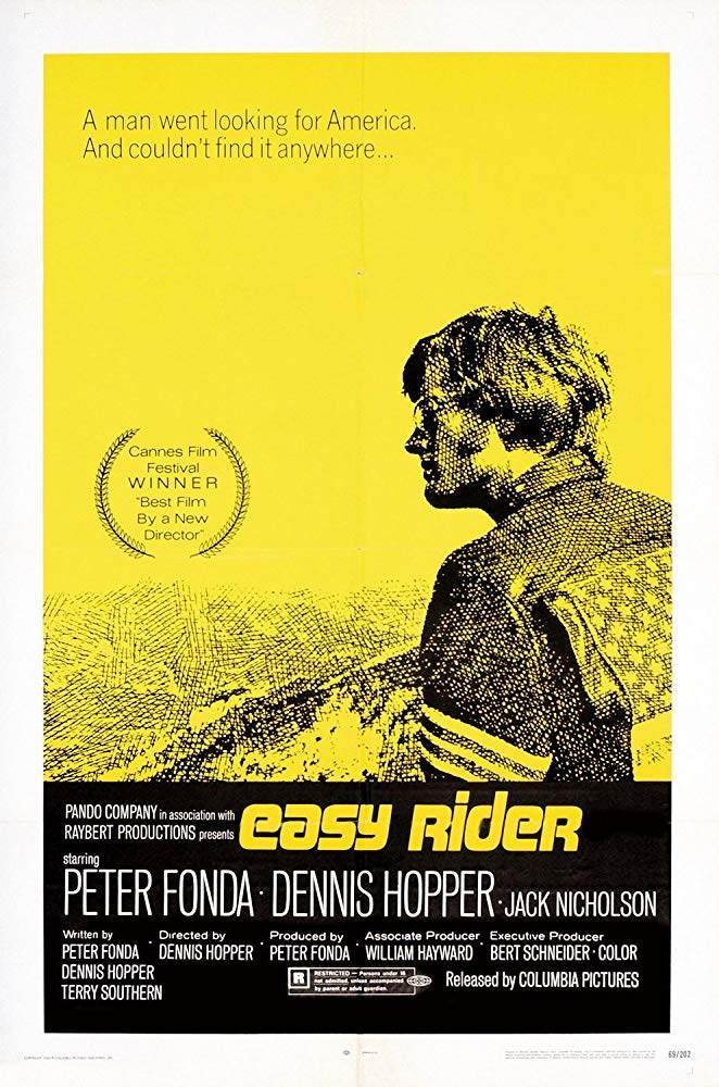 Easy Rider 1969 BluRay x264-x0r