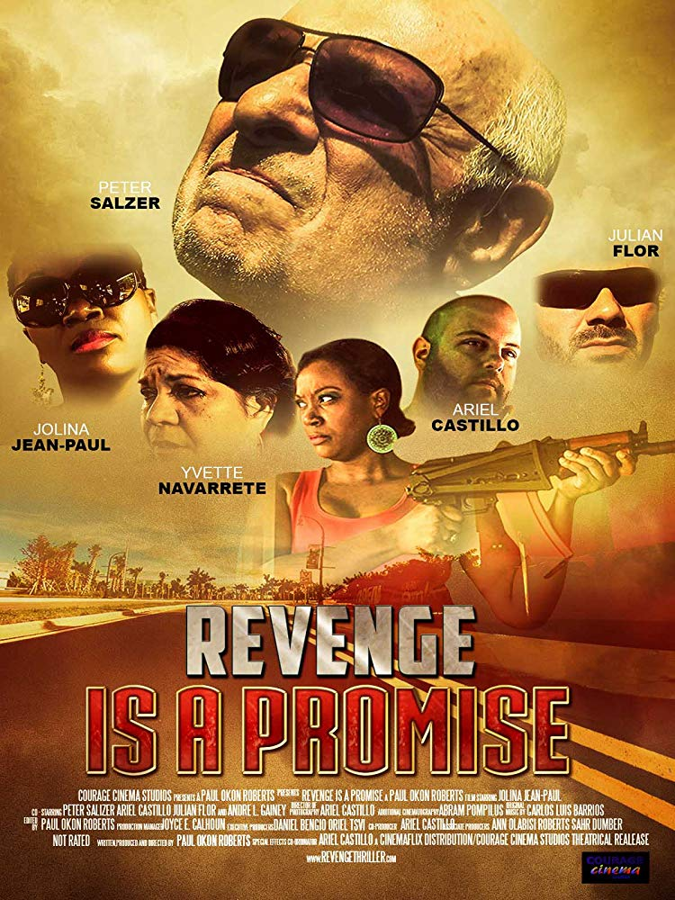 Revenge Is a Promise 2018 HDRip XviD AC3-EVO[TGx]