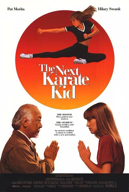The Next Karate Kid 1995 BRRip XviD MP3-XVID