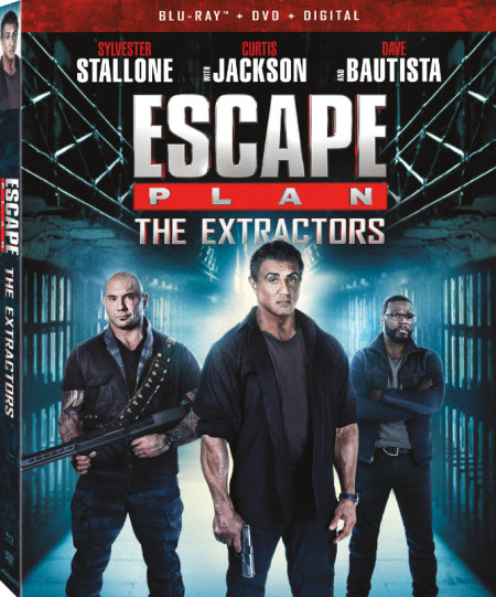 Escape Plan The Extractors 2019 BRRip AC3 x264-CMRG