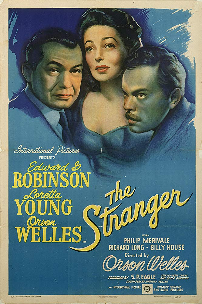 The Stranger 1946 REMASTERED BRRip XviD MP3-XVID
