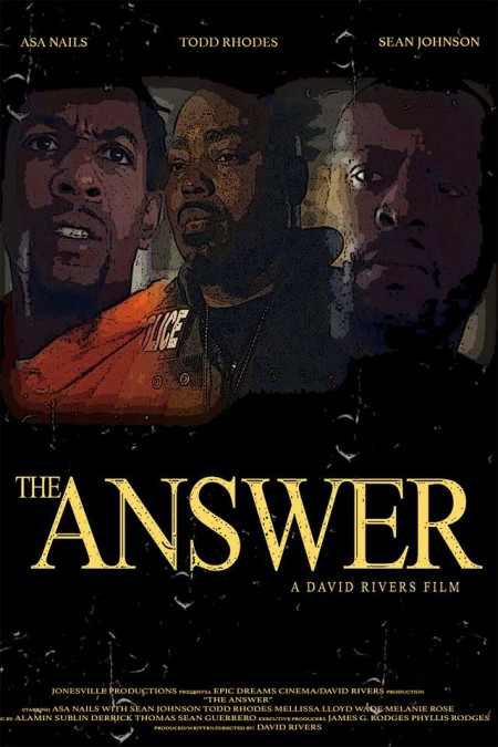 The Answer (2018) 720p WEBRip 800MB x264-GalaxyRG