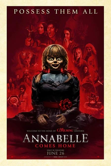 Annabelle Comes Home 2019 HDCAM x264 AC3 ETRG