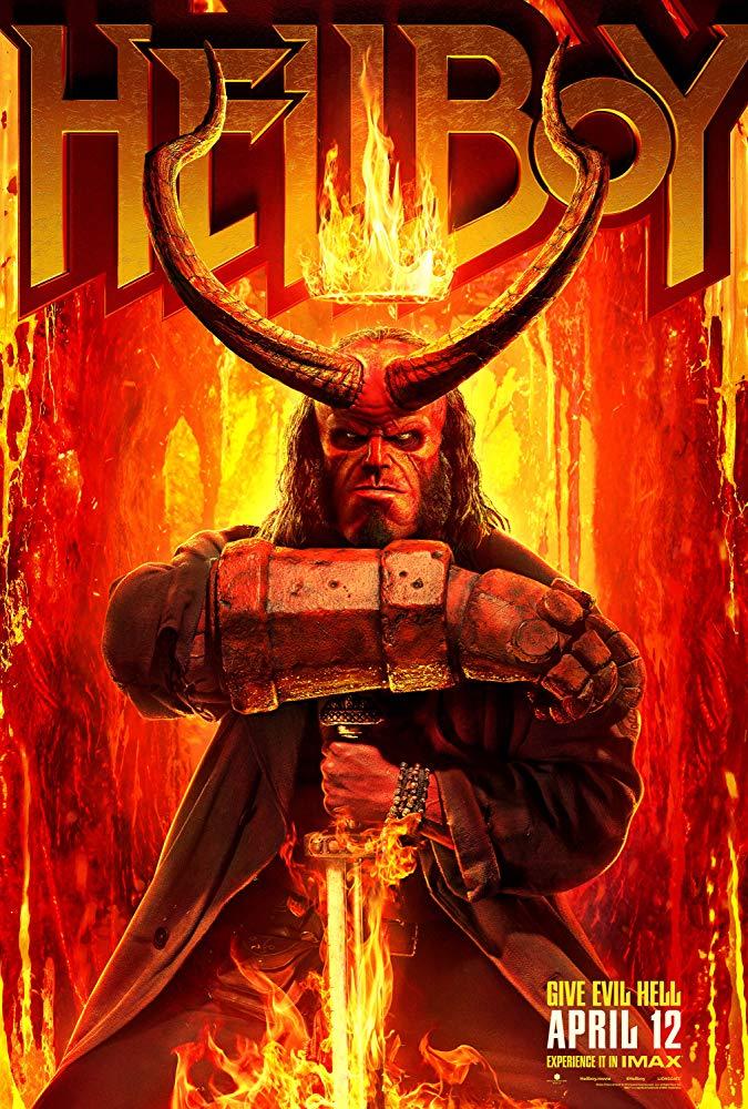 Hellboy 2019 720p HC HDRip 2CH x265 HEVC-PSA