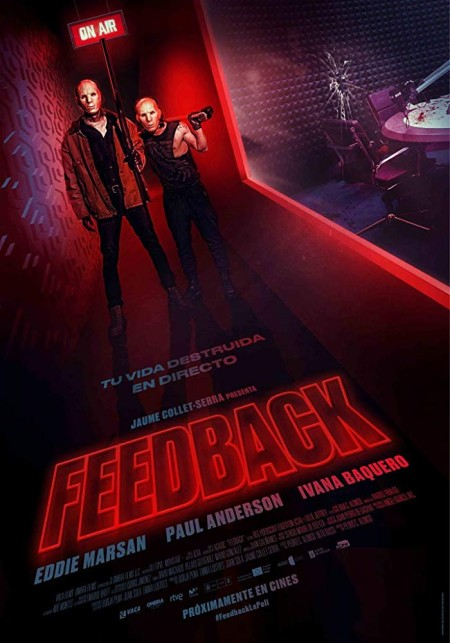 Feedback (2019) HDRip XViD ETRG
