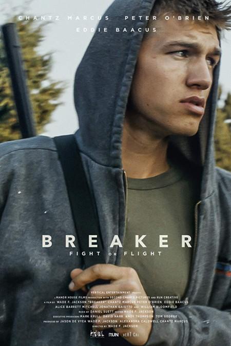 Breaker (2019) HDRip AC3 x264 CMRG
