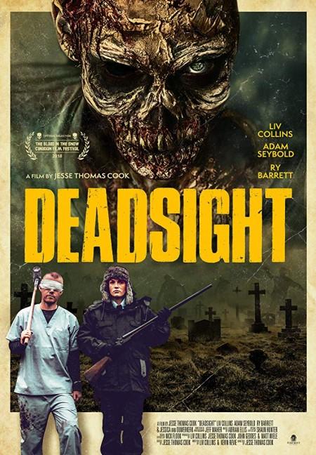 Deadsight (2018) HDRip AC3 x264 CMRG