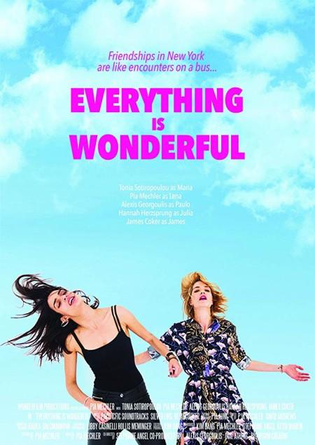 Everything Is Wonderful (2018) HDRip AC3 x264 CMRG