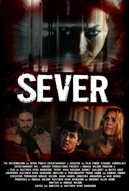 Sever (2018) 720p WEBRip 800MB x264 GalaxyRG