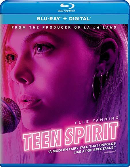 Teen Spirit (2018) 720p WEBRip HEVC x265 RM