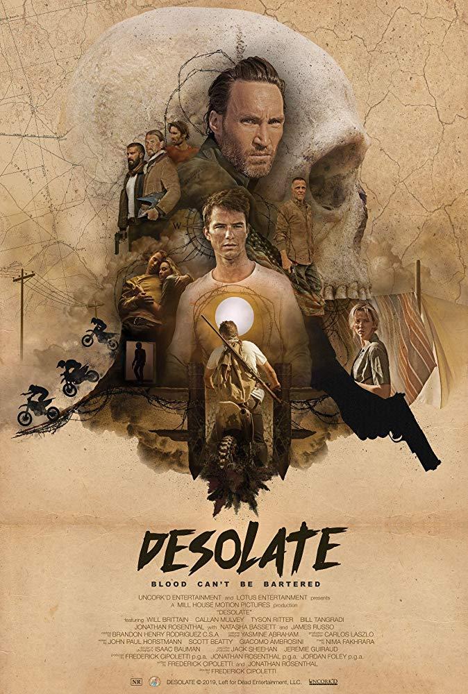 Desolate 2018 [WEBRip] [1080p] YIFY