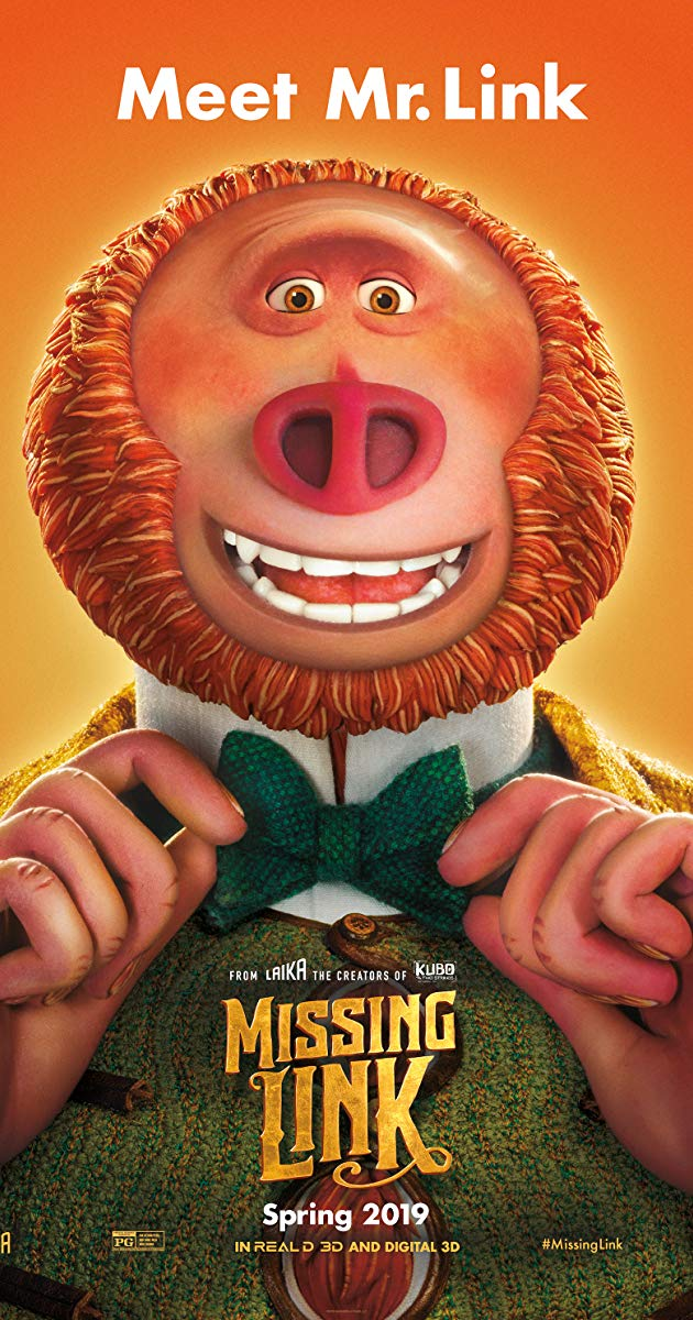 Missing Link 2019 1080p BluRay x264-AAA